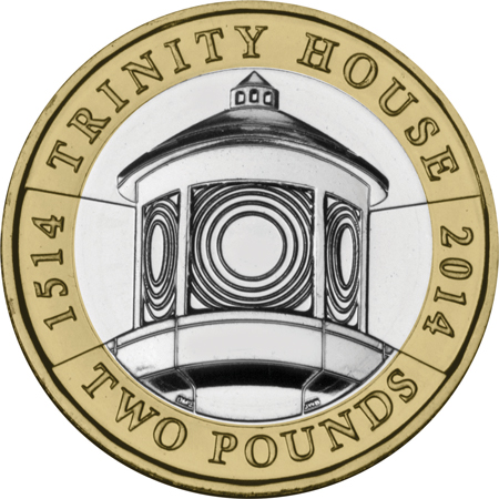 2014 lighthouse c2a32 single - Royal Mint announce new coins for 2014...