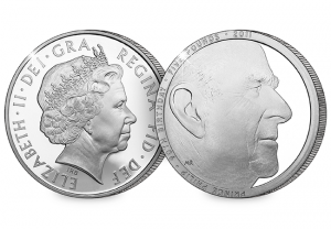 prince philip c2a35 both sides 300x208 - Revealed: The UK's rarest £5 Coin