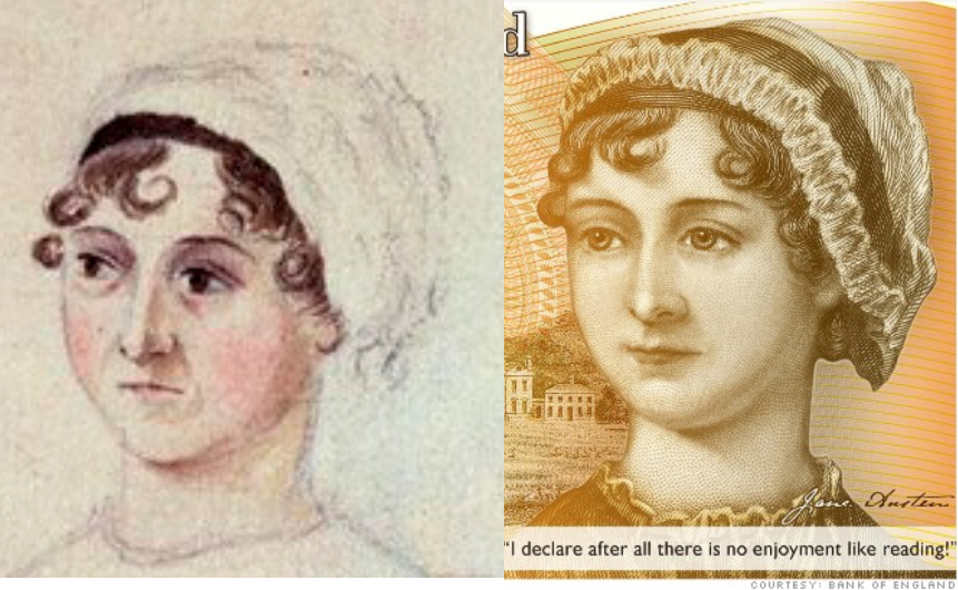 Jane Austen Final - Not everybody is happy with Jane Austen's 'makeover' on the new £10 note