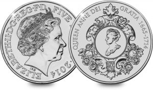Revealed: The UK's rarest £5 Coin
