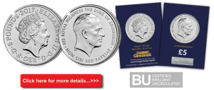prince philip life of service 2017 uk bu email image 2 300x127 - Revealed: The UK's rarest £5 Coin