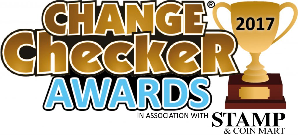 CC Awards logo with Stamp and Coin Mart 1024x466 - 2017 Change Checker Awards