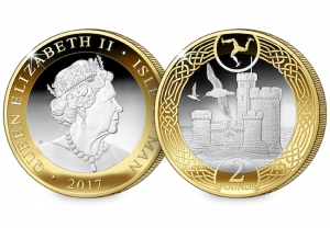 Isle of Man Coins Certified BU 2 Pounds 300x208 - It's not just UK coins that could turn up in your change...