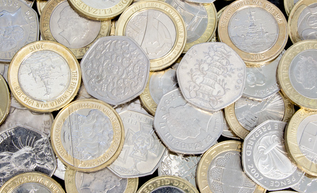 ST Change Checker 2 and 50p Coins Image - How much is my coin worth? - A five point guide.